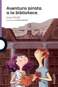 Aventura pirata a la biblioteca. Irene Verdú